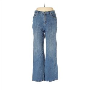 Christopher & Banks Bootcut Jeans